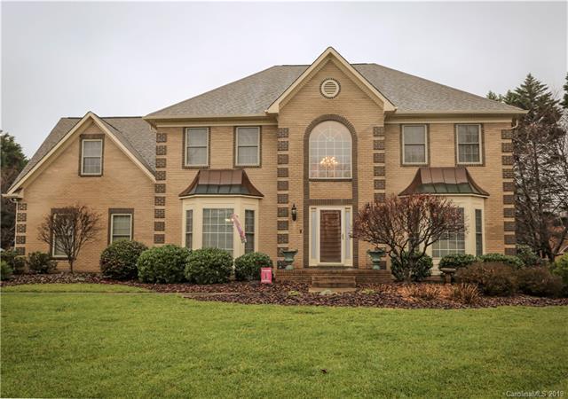 1317 Fawn Ridge Road NW, Concord, NC 28027 (#3461675) :: Team Honeycutt