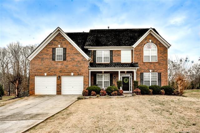 111 Autumn Frost Avenue, Statesville, NC 28677 (#3462647) :: LePage Johnson Realty Group, LLC