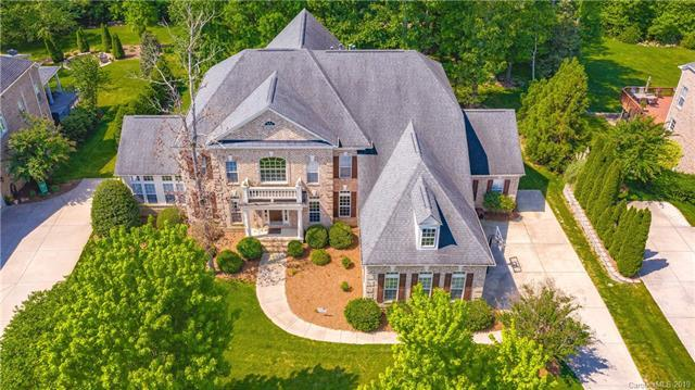 7313 Yellowhorn Trail, Waxhaw, NC 28173 (#3466178) :: MECA Realty, LLC