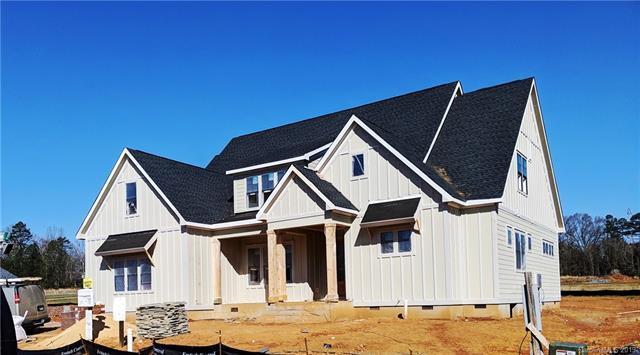 11117 Benjamin Smith Avenue, Huntersville, NC 28078 (#3468462) :: Rinehart Realty