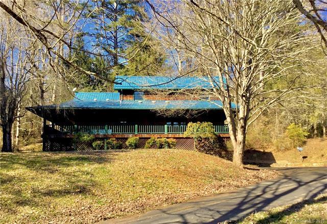 75 Brown Road, Pisgah Forest, NC 28768 (#3470947) :: Puffer Properties