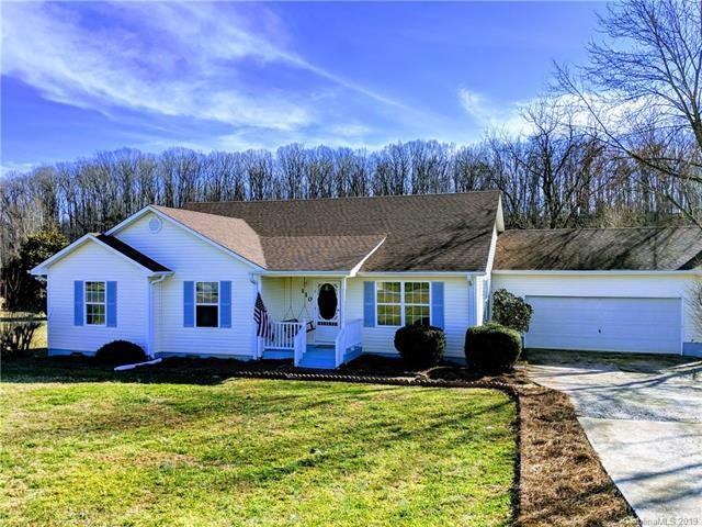 110 Morrison Creek Road, Statesville, NC 28625 (#3470950) :: Exit Mountain Realty