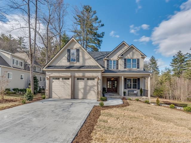 62 Mistletoe Trail, Hendersonville, NC 28791 (#3471298) :: The Ann Rudd Group