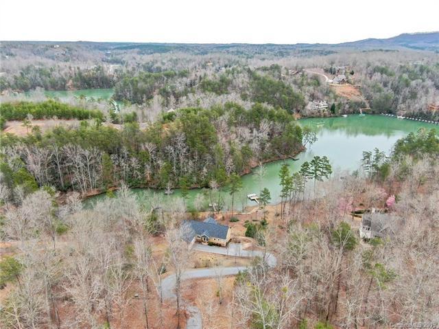 125 North Mountain Lane, Mill Spring, NC 28756 (#3472467) :: Puffer Properties
