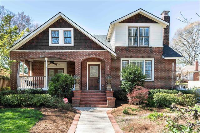 331 W Kingston Avenue, Charlotte, NC 28203 (#3475275) :: The Premier Team at RE/MAX Executive Realty