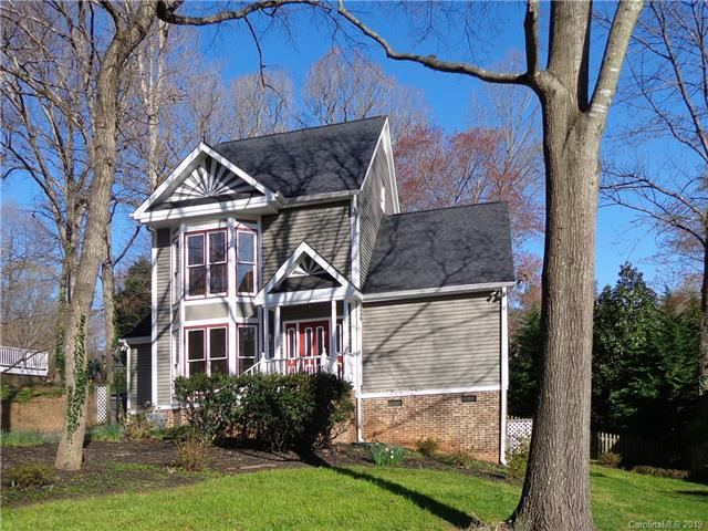 607 Steiner Place #10, Charlotte, NC 28211 (#3476480) :: Rinehart Realty