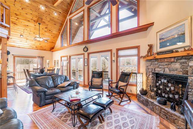 174 Tanner Trail, Waynesville, NC 28785 (#3480046) :: High Performance Real Estate Advisors