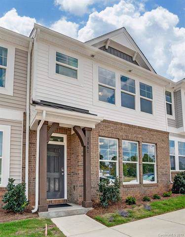 106 Synandra Drive C-Lot 27, Mooresville, NC 28117 (#3481772) :: MartinGroup Properties