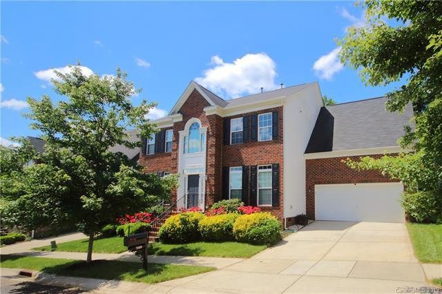 3809 Hill Tree Circle, Huntersville, NC 28078 (#3481867) :: MECA Realty, LLC