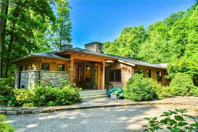 202 Cook Cove Road, Weaverville, NC 28787 (#3482120) :: High Performance Real Estate Advisors