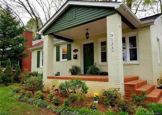 3123 Shenandoah Avenue, Charlotte, NC 28205 (#3482617) :: MECA Realty, LLC