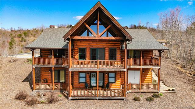 979 Scenic Vista Drive, Nebo, NC 28761 (#3483584) :: Exit Mountain Realty