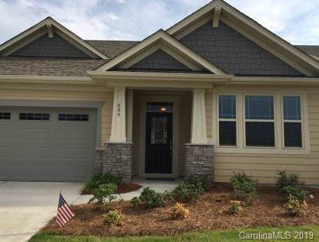 809 Cadence Park Place #76, Tega Cay, SC 29708 (#3486322) :: Stephen Cooley Real Estate Group