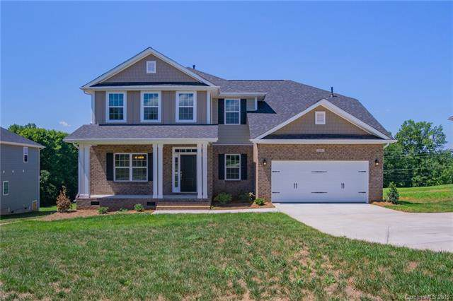 119 Fox Tail Court #39, Statesville, NC 28677 (#3487287) :: Roby Realty