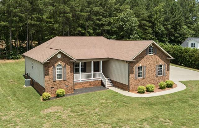 7676 Church Road, Taylorsville, NC 28681 (#3487490) :: High Performance Real Estate Advisors
