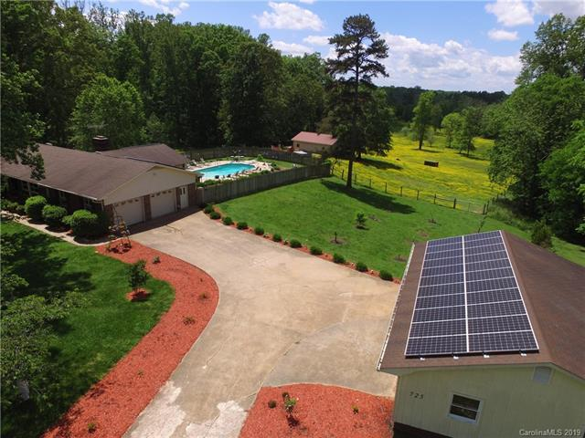 725 Bernhardt Road, Salisbury, NC 28147 (#3488676) :: Robert Greene Real Estate, Inc.