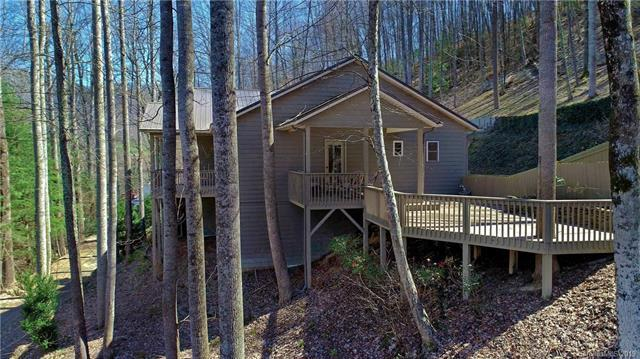 7 Higel Lane, Maggie Valley, NC 28751 (#3490215) :: LePage Johnson Realty Group, LLC