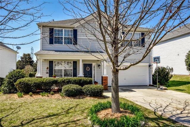 122 Morrocroft Lane, Mooresville, NC 28117 (#3490246) :: LePage Johnson Realty Group, LLC