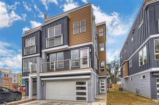 141 S Bruns Avenue, Charlotte, NC 28208 (#3493070) :: Rinehart Realty