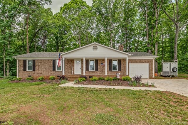 130 Miller Chapel Road, Salisbury, NC 28147 (#3494189) :: Robert Greene Real Estate, Inc.