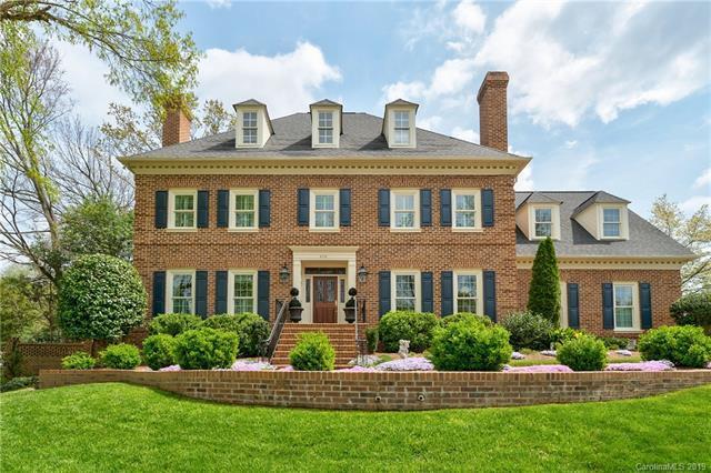 4110 Moorland Drive, Charlotte, NC 28226 (#3494200) :: LePage Johnson Realty Group, LLC
