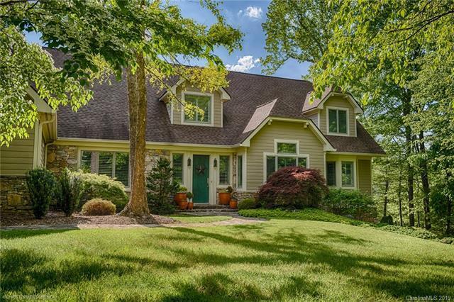 508 Hagen Drive, Hendersonville, NC 28739 (#3496215) :: Keller Williams Professionals