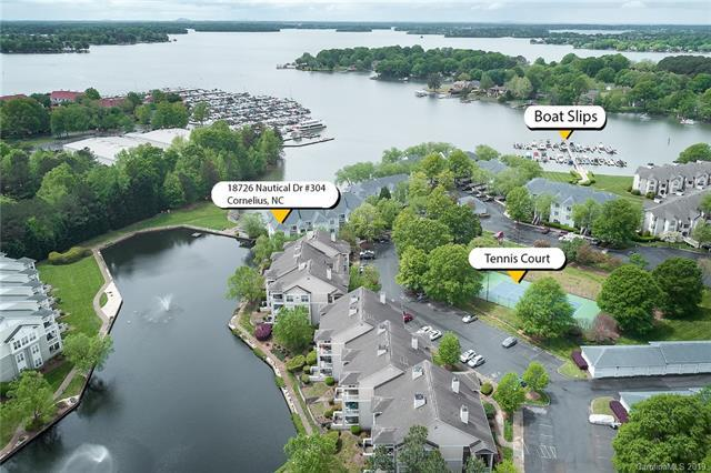 18726 Nautical Drive #304, Cornelius, NC 28031 (#3496910) :: Scarlett Real Estate
