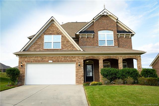 9508 Rocky Spring Court NW, Concord, NC 28027 (#3497878) :: Team Honeycutt