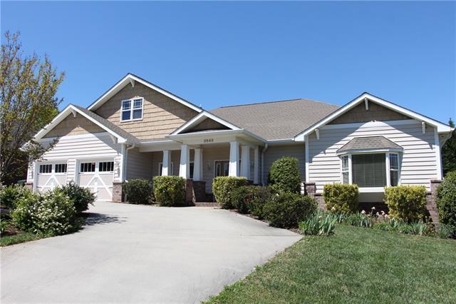 3645 Steve Ikerd Drive NE, Hickory, NC 28601 (#3498412) :: Caulder Realty and Land Co.
