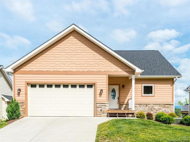 6 Brilliant Sunset Lane, Weaverville, NC 28787 (#3498550) :: Keller Williams Professionals