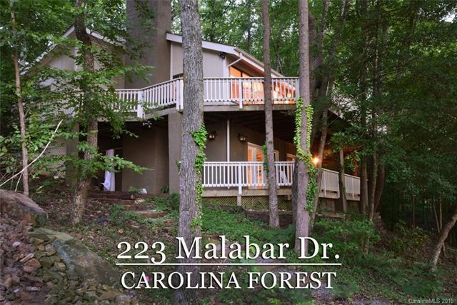 223 Malabar Drive, Troy, NC 27371 (#3498887) :: High Performance Real Estate Advisors