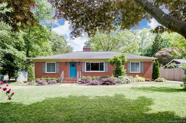 4037 Langhorne Avenue, Charlotte, NC 28205 (#3499066) :: LePage Johnson Realty Group, LLC