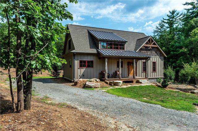1789 E Yellow Fork Trail, Nebo, NC 28761 (#3499326) :: Carlyle Properties