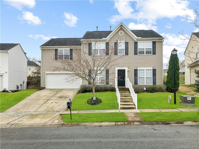 7006 Tanners Creek Drive, Huntersville, NC 28078 (#3500735) :: Caulder Realty and Land Co.