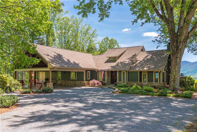 78 Whispering Pines Drive, Waynesville, NC 28786 (#3501229) :: Roby Realty