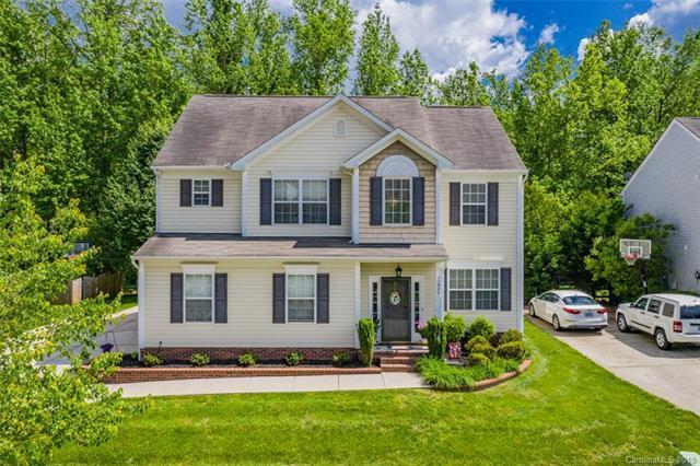 11926 Journeys End Trail, Huntersville, NC 28078 (#3503067) :: Cloninger Properties