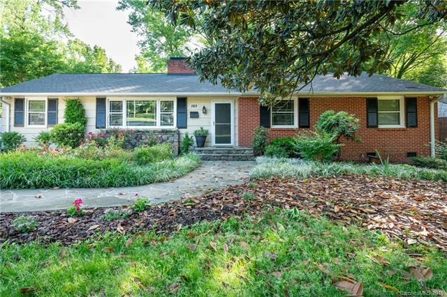 1101 Sewickley Drive, Charlotte, NC 28209 (#3504804) :: Caulder Realty and Land Co.