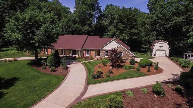 200 S Peachtree Road, North Wilkesboro, NC 28659 (#3504920) :: Rinehart Realty