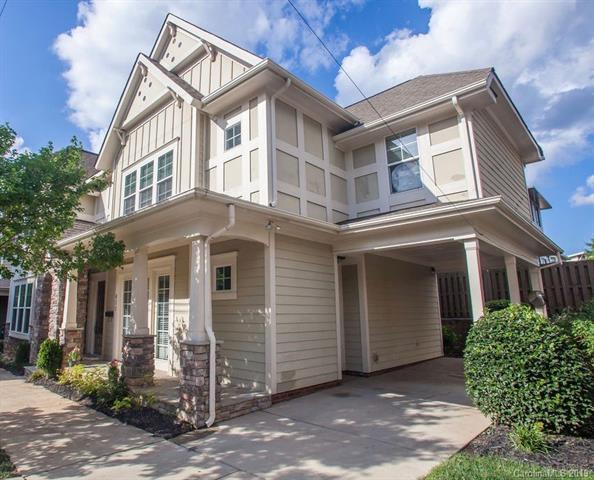 811 Herrin Avenue, Charlotte, NC 28205 (#3505323) :: Caulder Realty and Land Co.