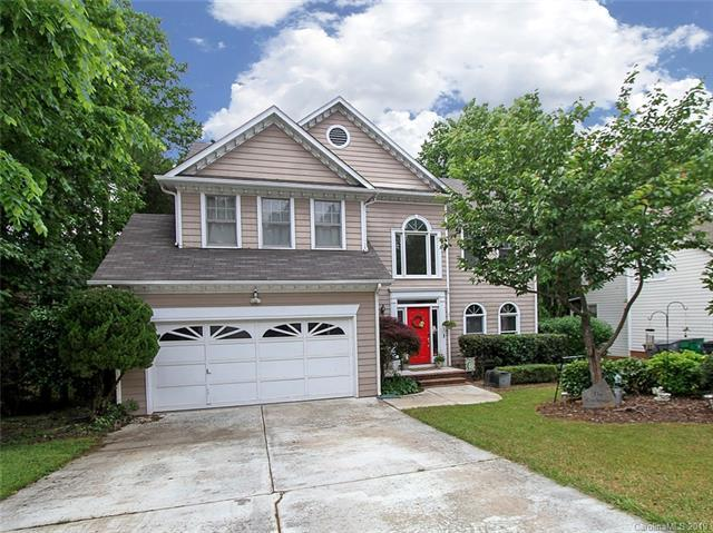 9313 Crofton Springs Drive, Charlotte, NC 28269 (#3506379) :: Team Honeycutt