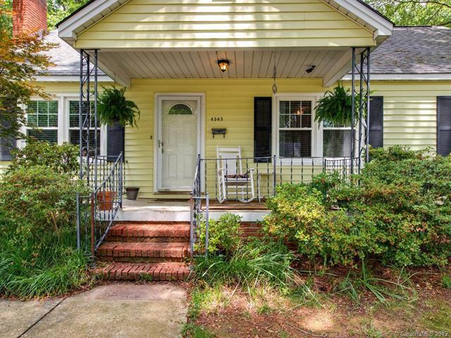 4343 Craig Avenue, Charlotte, NC 28211 (#3506417) :: MECA Realty, LLC