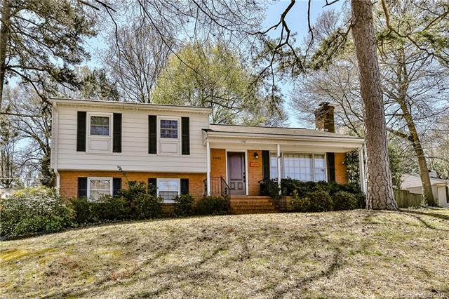 1001 Hartford Avenue, Charlotte, NC 28209 (#3507460) :: Homes Charlotte