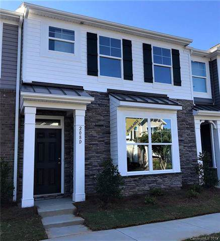 208 Waterlynn Ridge Road D-Lot 40, Mooresville, NC 28117 (#3508732) :: LePage Johnson Realty Group, LLC