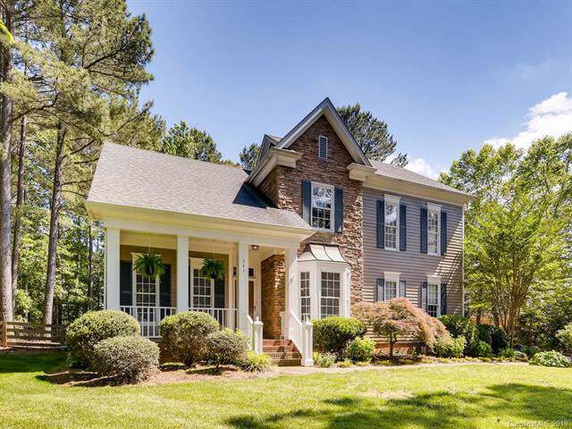 341 Bay Harbour Road, Mooresville, NC 28117 (#3509006) :: Besecker Homes Team