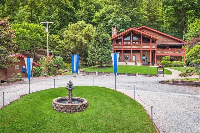285 Lone Oak Drive, Whittier, NC 28789 (#3509904) :: Charlotte Home Experts