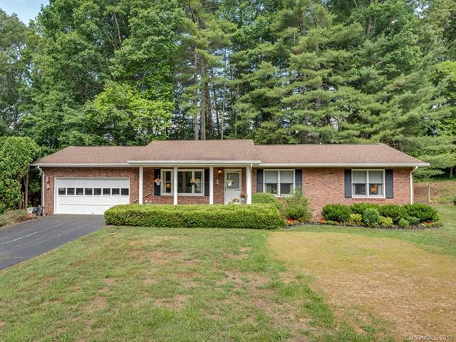 40 S Greenwood Forest Drive, Etowah, NC 28729 (#3513859) :: Keller Williams Professionals