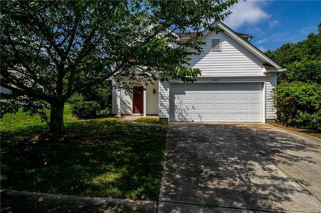 8603 Cedardale Ridge Court, Charlotte, NC 28269 (#3514138) :: Odell Realty
