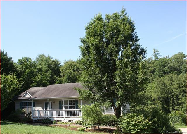10 Clearview Lane, Weaverville, NC 28787 (#3514955) :: High Performance Real Estate Advisors