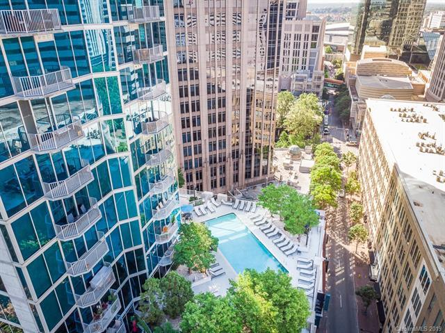 210 N Church Street #1612, Charlotte, NC 28202 (#3515630) :: Stephen Cooley Real Estate Group