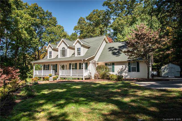 117 Sunny Ridge Drive, Asheville, NC 28804 (#3516218) :: Caulder Realty and Land Co.